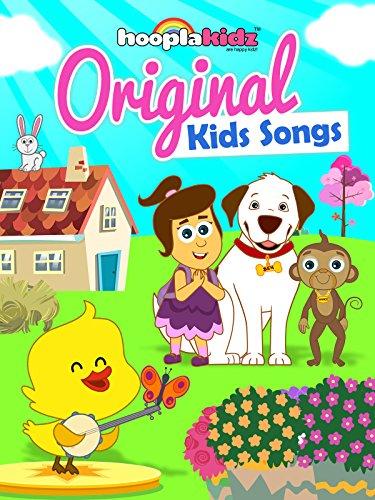 Original Kids Song by HooplaKidz