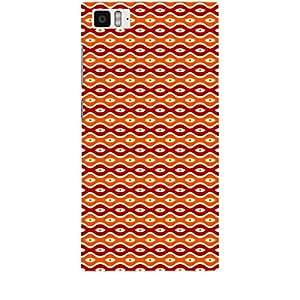 Skin4Gadgets ABSTRACT PATTERN 35 Phone Skin STICKER for XIAOMI MI 3