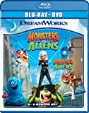 Monsters Vs. Aliens (Blu-Ray + DVD) (Bilingual)