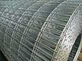 """12"""" wide 14 gauge Stainless Steel 1"""" x 2"""" welded wire mesh hardware cloth sold per foot"""