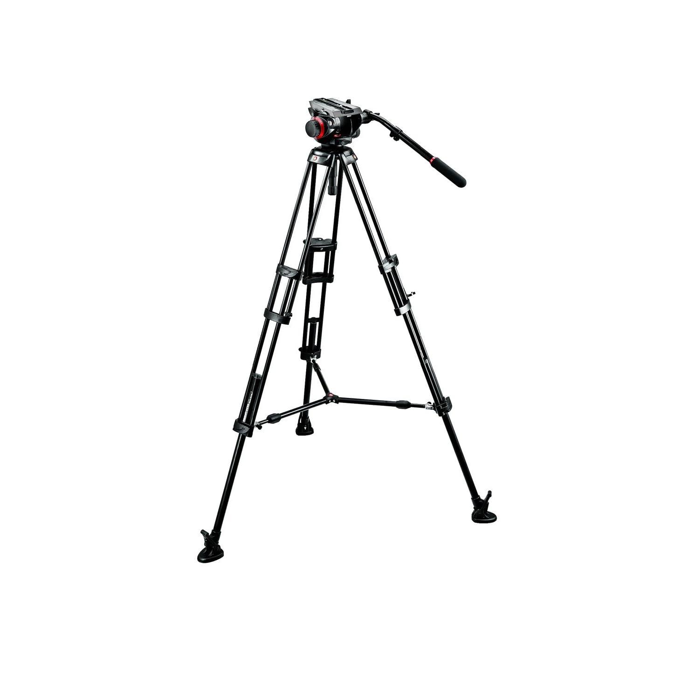 Manfrotto 546 trepied pour camera video numerique avec rotule/t