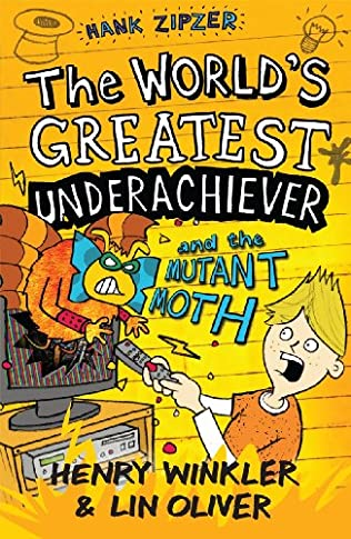 book cover of The Mutant Moth