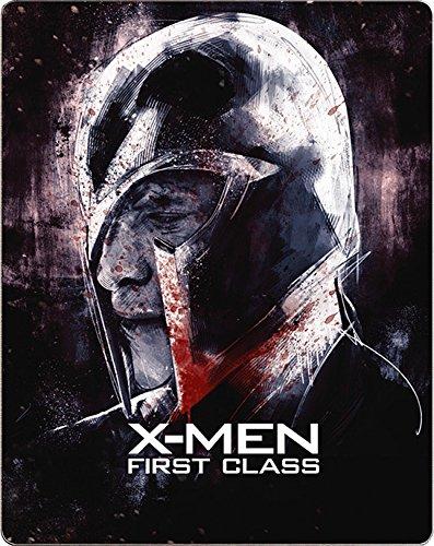 〔スチールブック仕様〕X-MEN:ファースト・ジェネレーション〔...[Blu-ray/ブルーレイ]