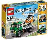 レゴ (LEGO) クリエイター ヘリコプター輸送車 31043 ランキングお取り寄せ