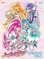 【Amazon.co.jp限定】ハートキャッチプリキュア! Blu-ray BOX Vol.1(完全初回生産限定)(描き下ろしvol.1スリーブイラストB2布ポスター付)
