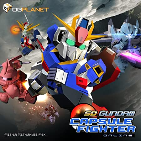 SD Gundam Capsule Fighter Online [Game Connect]