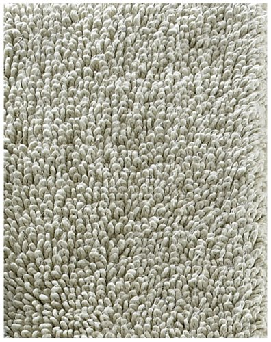 Regence Home Cotton Loop Late by Back Bath Rug, 20 by 33-Inch, Sage