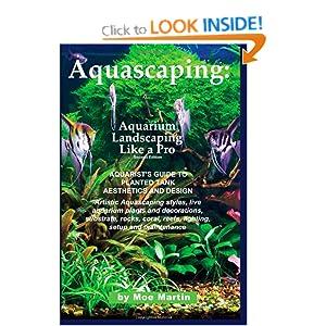 Aquascaping aquarium landscaping like a pro second for Best garden design books uk