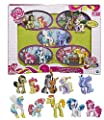 My Little Pony Exclusive Friendship is Magic Pony Friends Forever Collection, 10-Pack by Hasbro