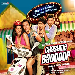 Chashme Buddoor - BLU-RAY (Hindi Movie / Bollywood Film / Indian Cinema) (2013)