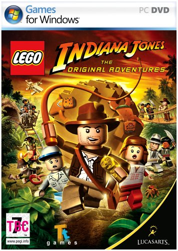 free LEGO INDIANA JONES: THE ORIGINAL ADVENTURES RELOADED game download