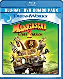 Madagascar: Escape 2 Africa (Two-Disc Blu-ray/DVD Combo)