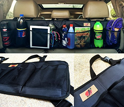 P&F Car Trunk Storage Organizer for SUV-MPV-Pickup (Mazda 3 Hatchback Cargo Net compare prices)