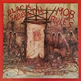 BLACK SABBATH Mob Rules LP Vinyl VG+ Cover VG+ 1981 WB BSK 3605 SLM Townhouse
