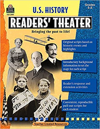 US History Readers' Theater Grd 5 & up