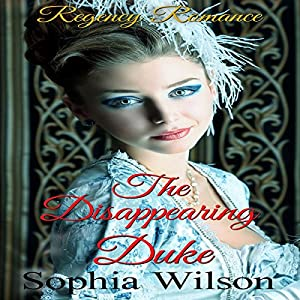 The Disappearing Duke Audiobook