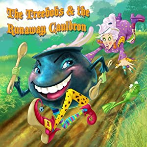 The Treebobs and the Runaway Cauldron Audiobook