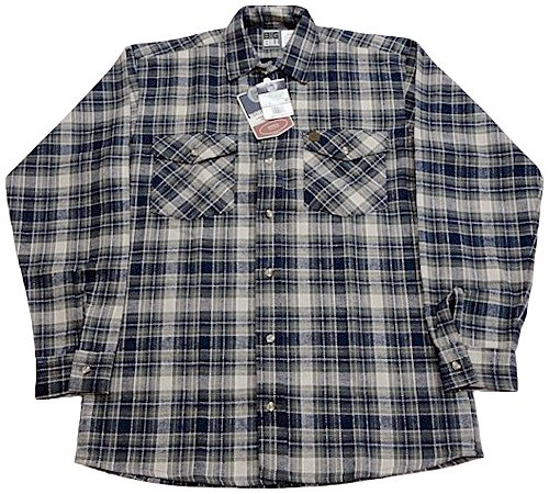 CHECK FLANNELLE SHIRTS(チェック厚地ネルシャツ)(並行輸入品)