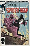 img - for Web of Spider-Man #1 Annual book / textbook / text book