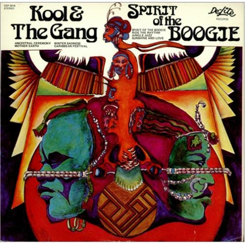 Kool & The Gang - Kool & The Gang | Jungle Boogie | 1974 - Zortam Music