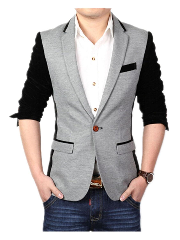 SMO Slim fit Anzug in verschiedenen Varianten Verbindungsmuffe Casual Style Anzug 1205 online bestellen