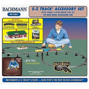 Bachmann ez track system
