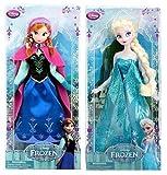 Disney Frozen Anna and Elsa 12