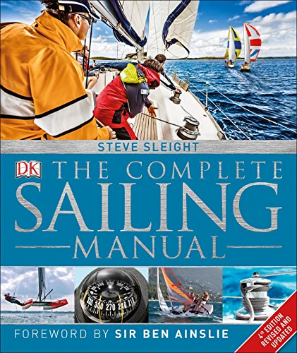 The Complete Sailing Manual, 4th Edition [Sleight, Steve] (Tapa Dura)