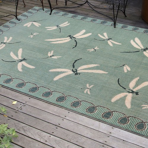 Liora Manne Terrace Dragonfly Rug
