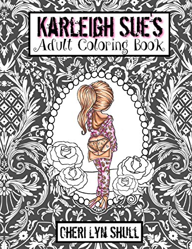 Karleigh Sue's Coloring Book