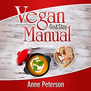 Vegan (Go & Stay) Manual Audiobook