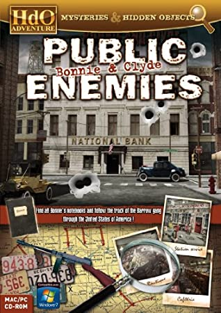 Public Enemies - Bonnie &#038; Clyde [Download]