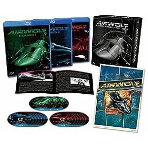 超音速攻撃ヘリ エアーウルフ コンプリート ブルーレイBOX [Blu-ray]