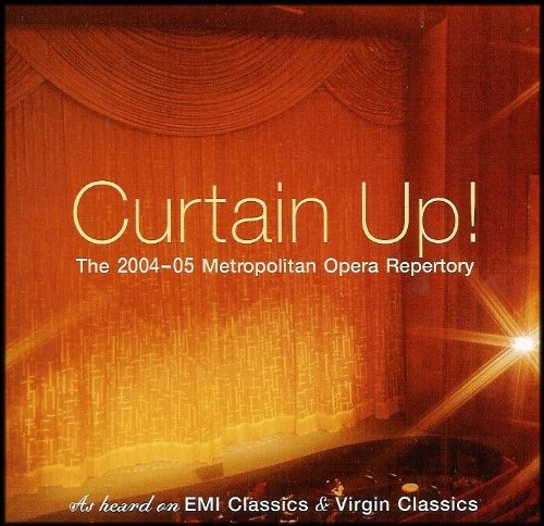 Curtain Up! The 2004-05 Metropolitan Opera Repertory at Amazon.com