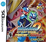 Mega Man Star Force 2 Zerker X Saurian - Nintendo DS