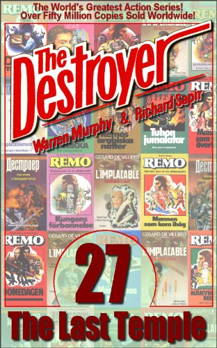 The Last Temple (Destroyer 27) (The Destroyer)