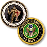 Armor of God - Army Challenge Coin