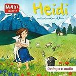 Heidi und andere Geschichten | Barbara Rose,Regina Hegner,Ulrike Rogler