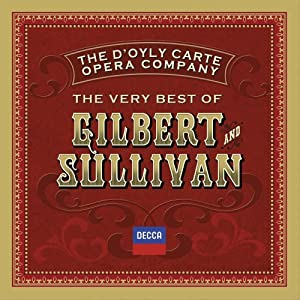 The Very Best Of Gilbert Sullivan by Decca (UMO)
