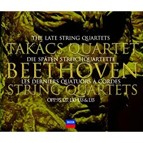 Beethoven: String Quartets Vol.3 (3 CDs)