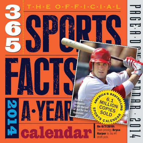 The Official 365 Sports Facts-a-Year 2014 Page-A-Day Calendar