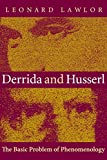 Derrida and Husserl: The Basic Problem of Phenomenology (Studies in Continental Thought)