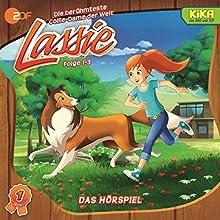 Lassie (Lassie 1-3) Hörspiel von Irene Timm Gesprochen von: Almut Zydra, Jodie Banks, Sebastian Fitzner, Gundi Eberhardt, Jens Uwe Bogadtke, Margot Rothweiler