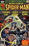 Marvel Team-up: Spiderman, Shang Chi, the Black Widow, and Nick Fury: The Spider-man Who Fell to Earth! (0714860214709, Vol. 1, No. 85, September 1979) (0408519797) by Stan Lee