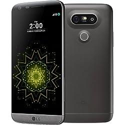 LG G5 H860 32GB Dual Sim 4G LTE Unlocked Android Smartphone (Titan)