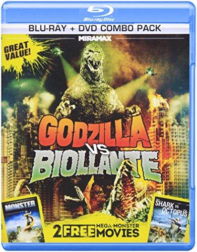 Godzilla vs. Biollante (Blu-ray + DVD)