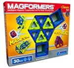 Magformers Classic 30 Piece Set (colo...
