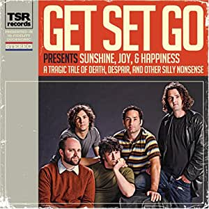 Get Set Go Presents Sunshine J
