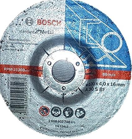 Bosch A 30 S BF Grinding Disc (25 Pcs)