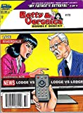 img - for Betty & Veronica Double Digest #172 (The Archie Library) book / textbook / text book